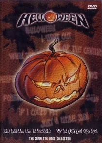 Helloween - Hellish Videos (The Complete Video Collection) - Poster / Capa / Cartaz - Oficial 1