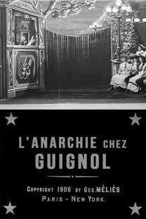 L'anarchie chez Guignol - Poster / Capa / Cartaz - Oficial 1