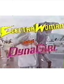 Mulher Elétrica e a Garota Dínamo - Poster / Capa / Cartaz - Oficial 1