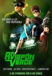 O Besouro Verde - Poster / Capa / Cartaz - Oficial 5