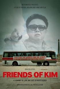Os Amigos de Kim - Poster / Capa / Cartaz - Oficial 1