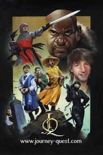 JourneyQuest - Poster / Capa / Cartaz - Oficial 1