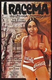 Iracema  - Uma Transa Amazônica - Poster / Capa / Cartaz - Oficial 1