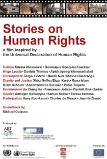 Histórias de Direitos Humanos  - Poster / Capa / Cartaz - Oficial 1
