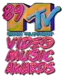Video Music Awards | VMA (1989) - Poster / Capa / Cartaz - Oficial 1