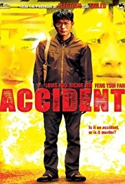 Accident - Poster / Capa / Cartaz - Oficial 2