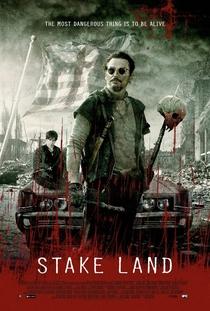 Stake Land - Anoitecer Violento - Poster / Capa / Cartaz - Oficial 1