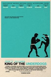 John G. Avildsen: King of the Underdogs - Poster / Capa / Cartaz - Oficial 2