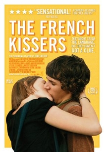 The French Kissers - Poster / Capa / Cartaz - Oficial 1