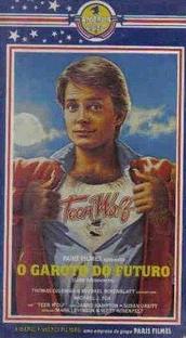 O Garoto do Futuro - Poster / Capa / Cartaz - Oficial 3