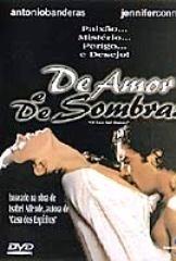 De Amor e de Sombras - Poster / Capa / Cartaz - Oficial 2