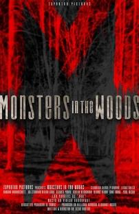 Monstros na Floresta - Poster / Capa / Cartaz - Oficial 1