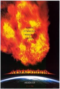 Armageddon - Poster / Capa / Cartaz - Oficial 5