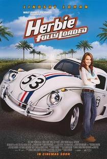 Herbie: Meu Fusca Turbinado - Poster / Capa / Cartaz - Oficial 5