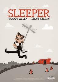 O Dorminhoco - Poster / Capa / Cartaz - Oficial 3