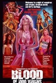 Blood of 1000 Virgins - Poster / Capa / Cartaz - Oficial 1