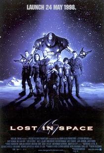 Perdidos no Espaço: O Filme - Poster / Capa / Cartaz - Oficial 6