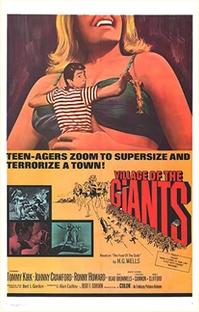 A Cidade Dos Gigantes - Poster / Capa / Cartaz - Oficial 1