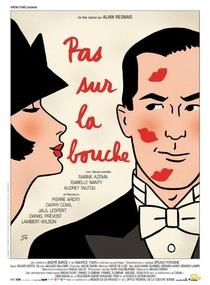 Beijo na Boca, Não! - Poster / Capa / Cartaz - Oficial 1