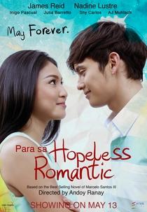 Para sa Hopeless Romantic - Poster / Capa / Cartaz - Oficial 2