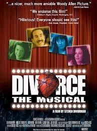 Divorce: The Musical - Poster / Capa / Cartaz - Oficial 1