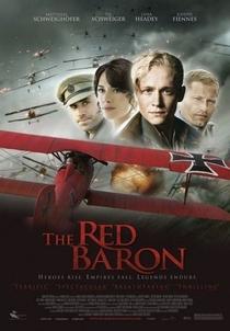 O Barão Vermelho - Poster / Capa / Cartaz - Oficial 2