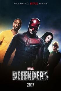 Os Defensores (1ª Temporada) - Poster / Capa / Cartaz - Oficial 9