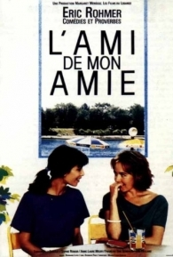 O Amigo da Minha Amiga - Poster / Capa / Cartaz - Oficial 1