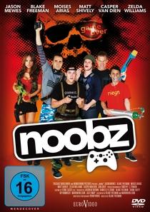 Noobz - Poster / Capa / Cartaz - Oficial 1