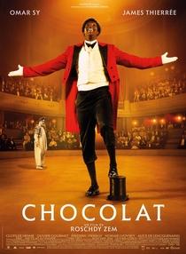 Chocolate - Poster / Capa / Cartaz - Oficial 1