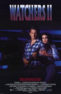 Watchers 2 - O Limite do Terror - Poster / Capa / Cartaz - Oficial 1