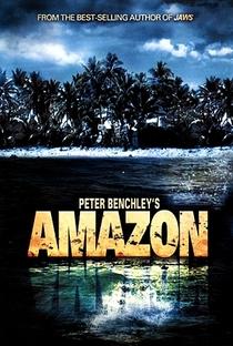 Amazon: Fúria Selvagem - Poster / Capa / Cartaz - Oficial 2