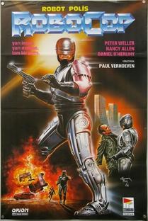 RoboCop - O Policial do Futuro - Poster / Capa / Cartaz - Oficial 4