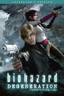 Resident Evil: Degeneração - Poster / Capa / Cartaz - Oficial 1