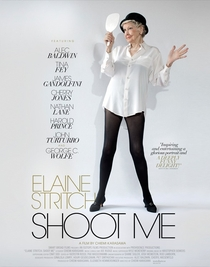 Elaine Stritch: Shoot Me - Poster / Capa / Cartaz - Oficial 1