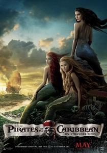 Piratas do Caribe: Navegando em Águas Misteriosas - Poster / Capa / Cartaz - Oficial 2