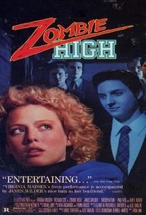 Zombie High - Alunas Muito Especiais - Poster / Capa / Cartaz - Oficial 3