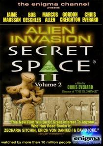 Espaço Secreto II - Invasão Alienígena - Poster / Capa / Cartaz - Oficial 1