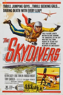 The Skydivers - Poster / Capa / Cartaz - Oficial 1
