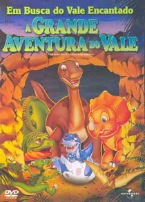 Em Busca do Vale Encantado II: A Grande Aventura Do Vale - Poster / Capa / Cartaz - Oficial 2