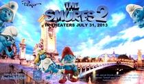 Os Smurfs 2 - Poster / Capa / Cartaz - Oficial 11