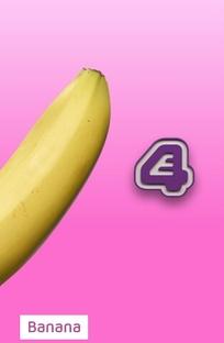 Banana - Poster / Capa / Cartaz - Oficial 2