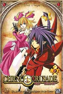 Chrno Crusade - Poster / Capa / Cartaz - Oficial 15