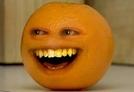 A Laranja Irritante (An Annoying Orange)