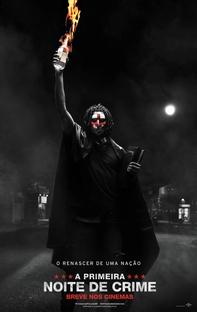 A Primeira Noite de Crime - Poster / Capa / Cartaz - Oficial 1