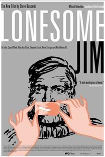 O Solitário Jim - Poster / Capa / Cartaz - Oficial 4