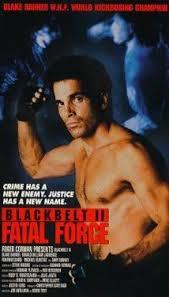 Blackbelt II - Poster / Capa / Cartaz - Oficial 1