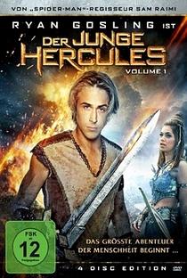 O Jovem Hércules (1ª Temporada) - Poster / Capa / Cartaz - Oficial 3