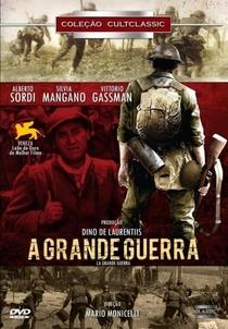 A Grande Guerra - Poster / Capa / Cartaz - Oficial 3