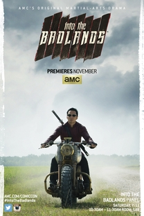 Into the Badlands (1ª Temporada) - Poster / Capa / Cartaz - Oficial 3
